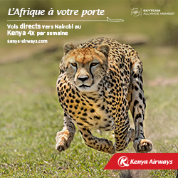 Kenya Airways Leo