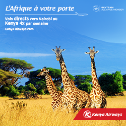 Kenya Airways Gir