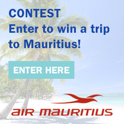 Contest: Win a trip to Mauritius!