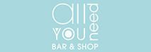 logo All you need Bar & Shop