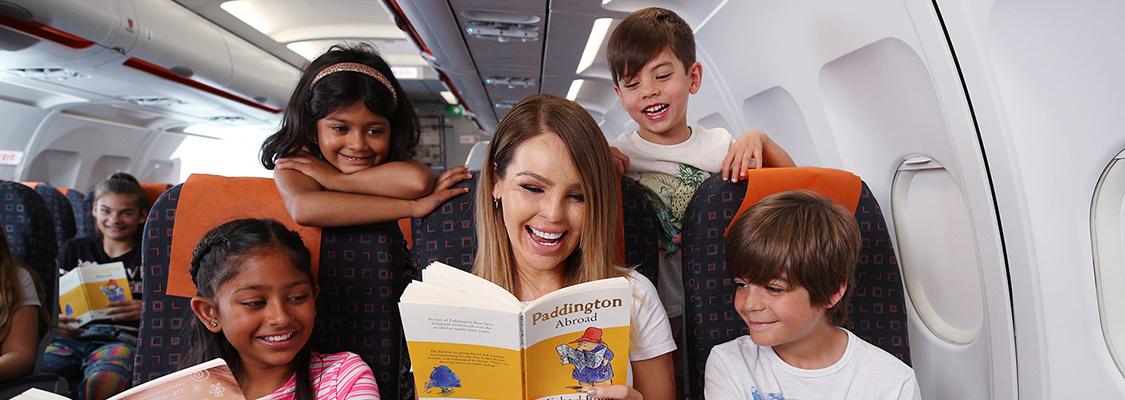 Let the imagination of your child fly this summer