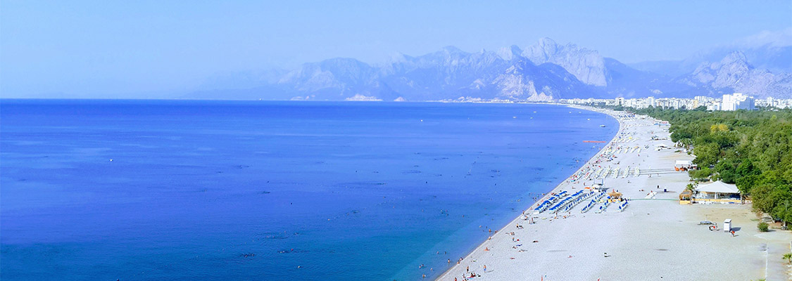 Antalya: a place to visit this summer!